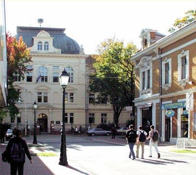 Grad Bjelovar Gimnazija-bjelovar
