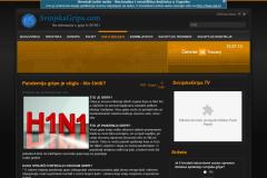SvinjskaGripa.com  (2009-11-09)