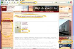 Digitalni arhiv hrvatskih mrežnih publikacija, 2005. – 2010.